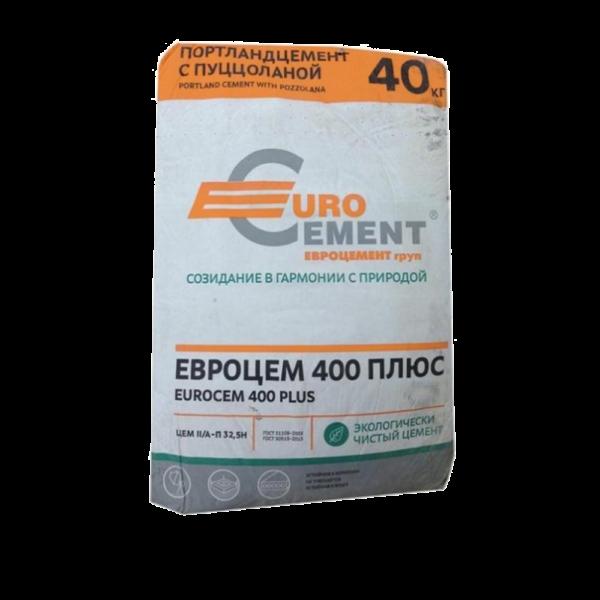 Цемент м400 40кг купить в казани