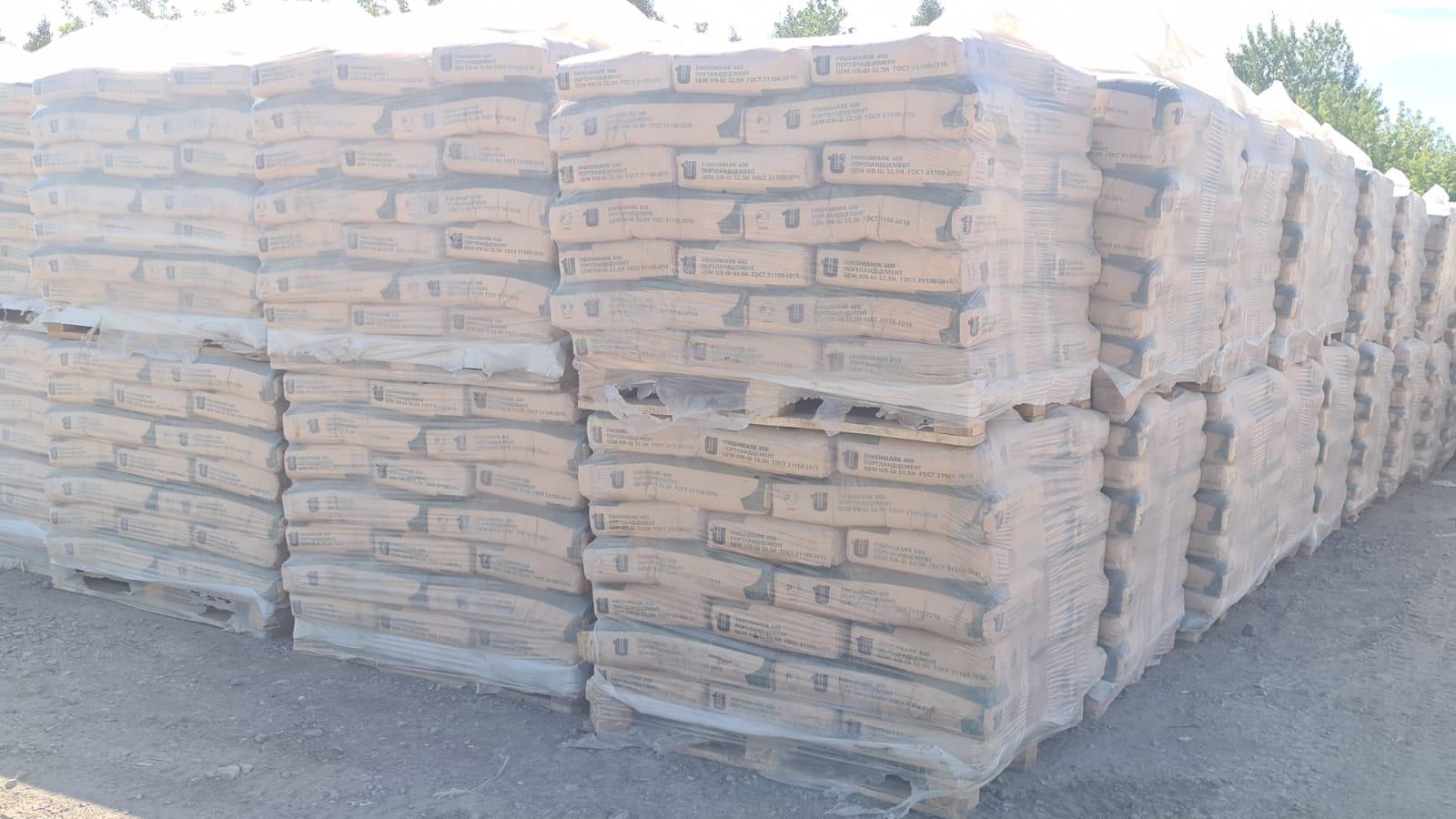 цемент купить в мешках